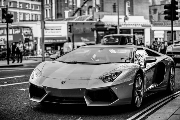 You can buy a lamborghini, but you can't make it impress people